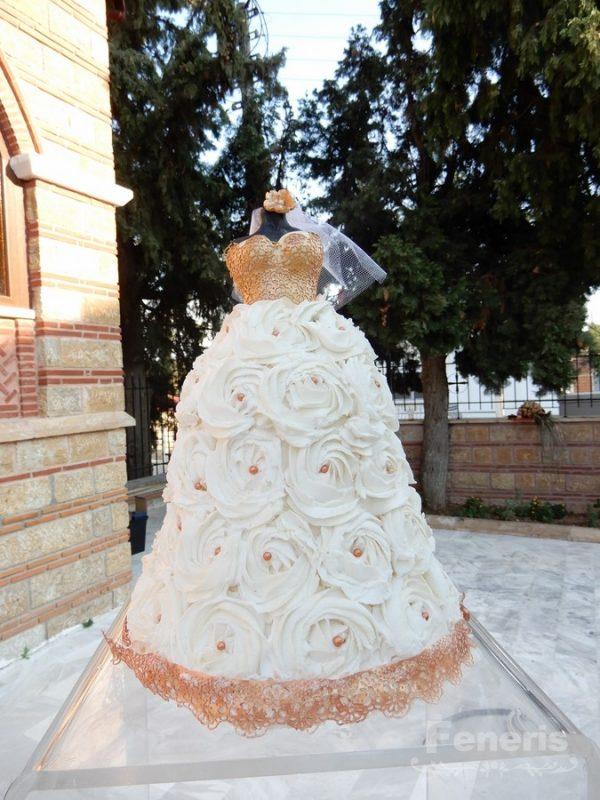 Στολισμός Γάμου ''ροζ gold''