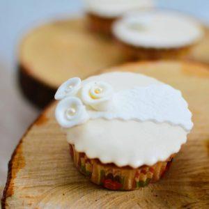 Cup Cakes για γάμο
