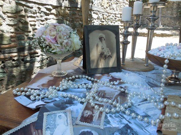 Στολισμός γάμου Γάμος μιας άλλης εποχής