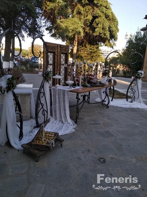 Στολισμός Γάμου Αγ. Βαρβάρα