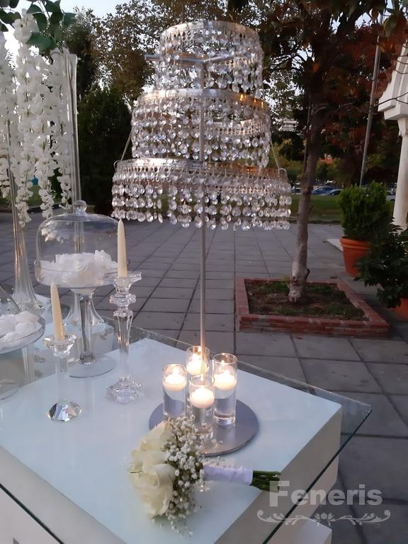Στολισμός Γάμου τραπέζι LOVE