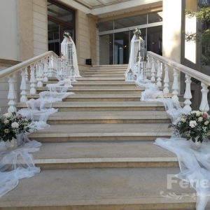 Στολισμός αίθουσας γάμου Polis