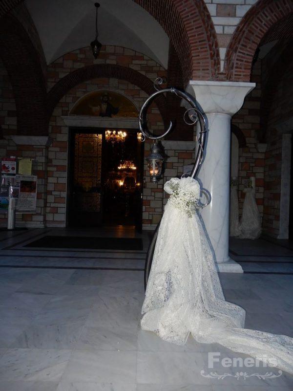 Στολισμός Γάμου Πέρασμα στο χρόνο